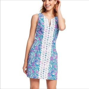 Lily Pulitzer My Fans Shift Dress